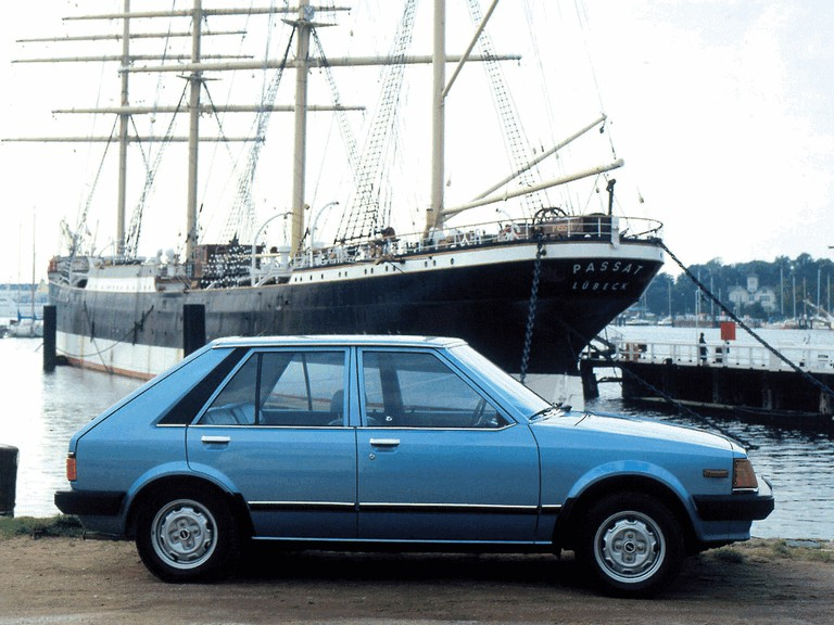 1980 Mazda 323 5-door ( BD ) 294456