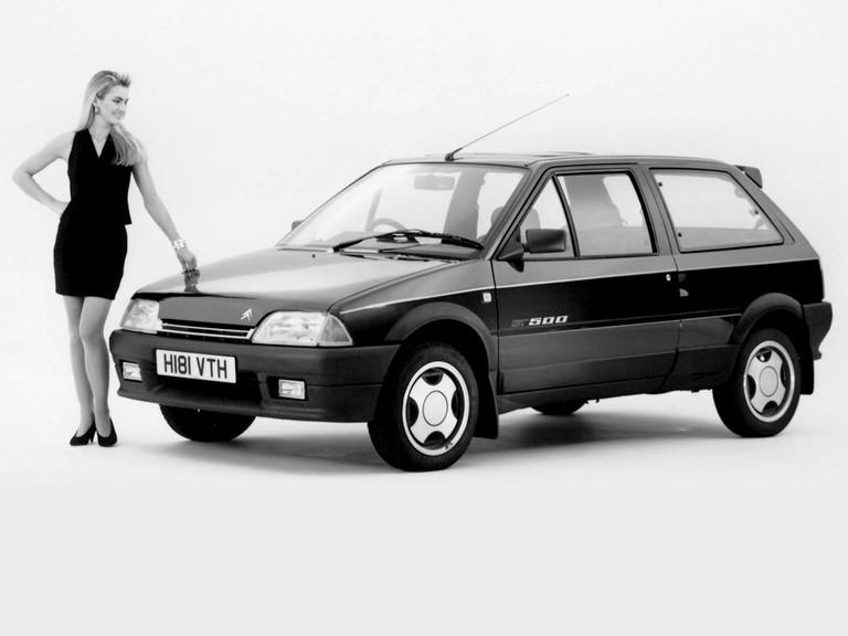 1991 Citroen AX GT500 294457