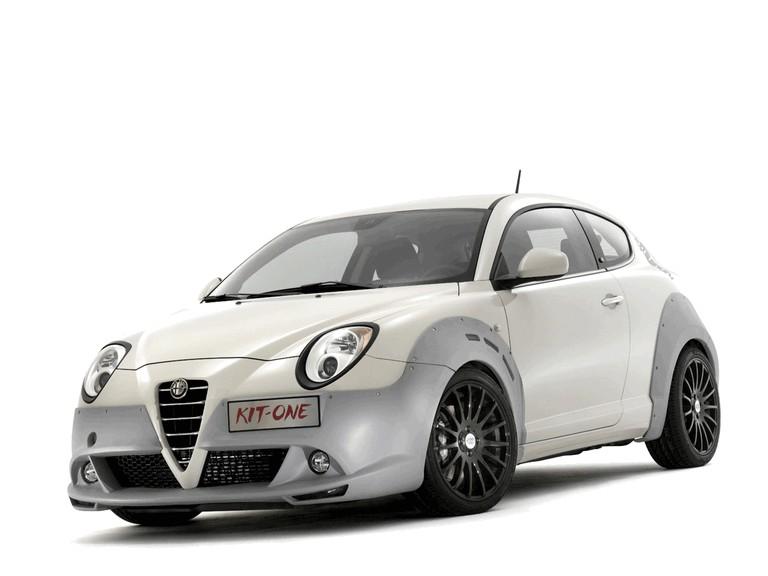 2010 Alfa Romeo MiTo Kit One Magneti Marelli Elaborazione 294465
