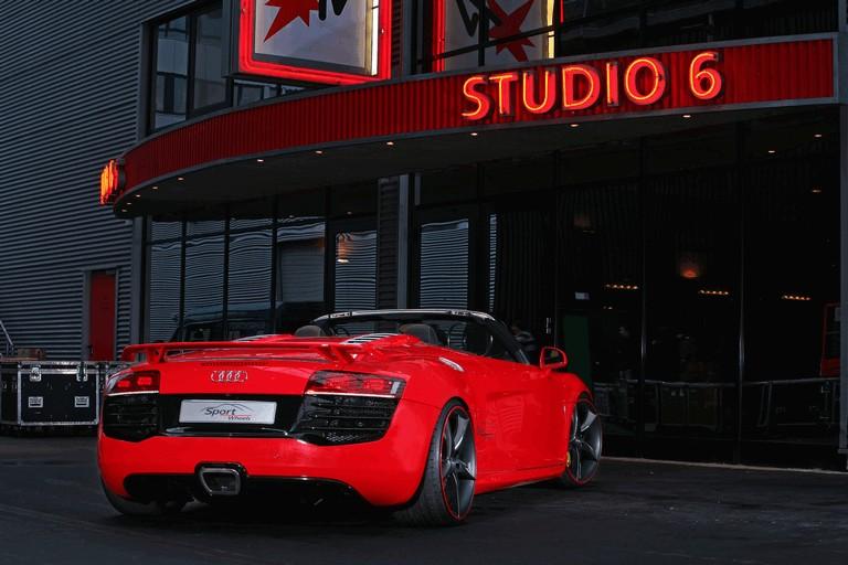 2011 Audi R8 by Sport Wheels 294534