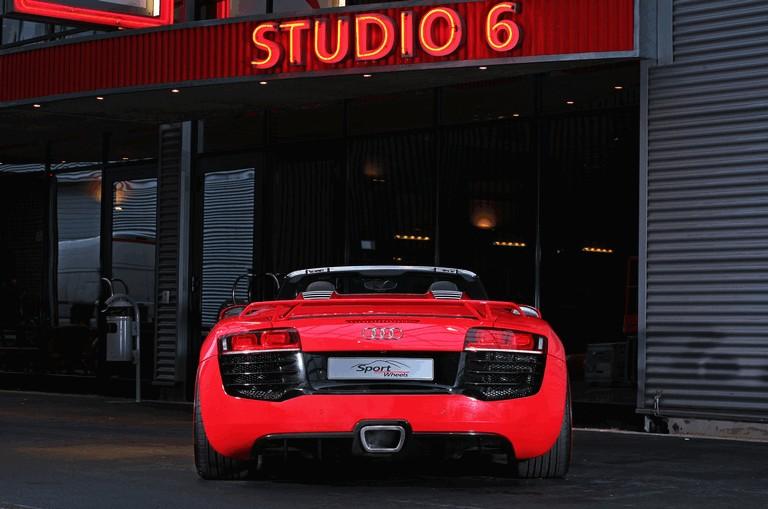 2011 Audi R8 by Sport Wheels 294536
