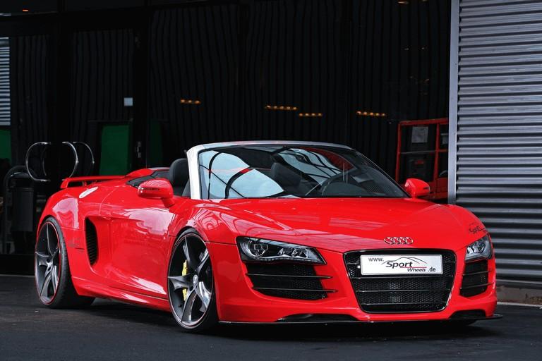 2011 Audi R8 by Sport Wheels 294542