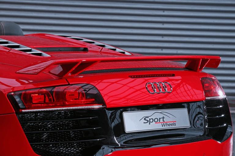 2011 Audi R8 by Sport Wheels 294549