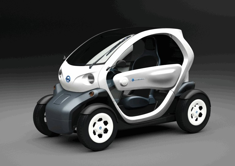 2011 Nissan New Mobility concept 294605