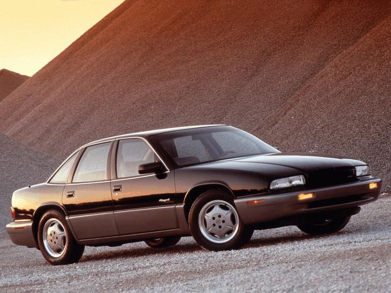 1995 Fiat Regal Gran Sport sedan 294733