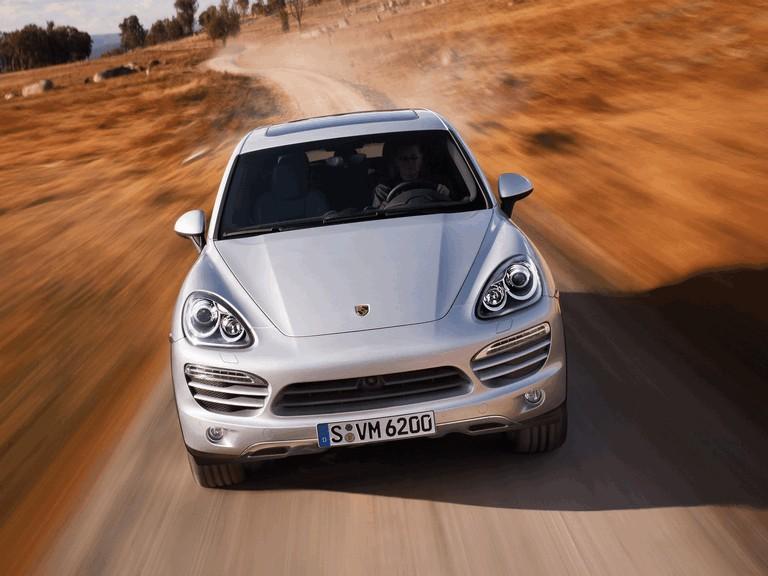 2011 Porsche Cayenne 294778
