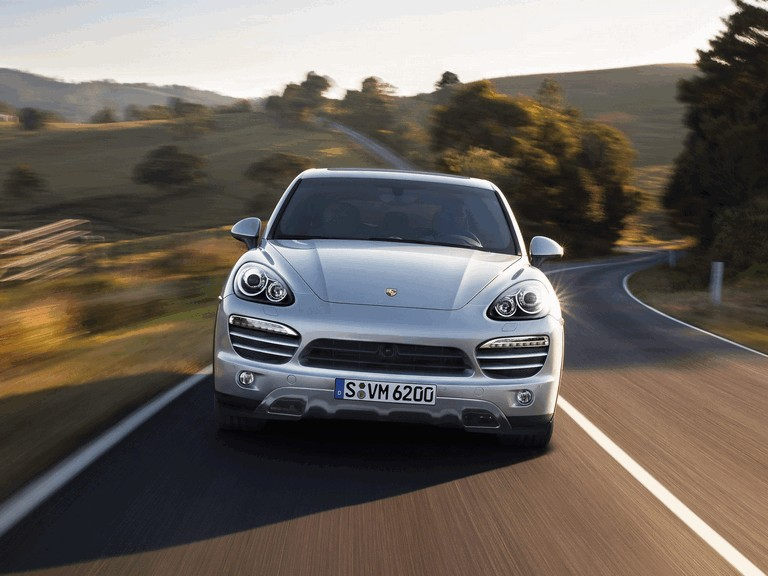 2011 Porsche Cayenne 294783
