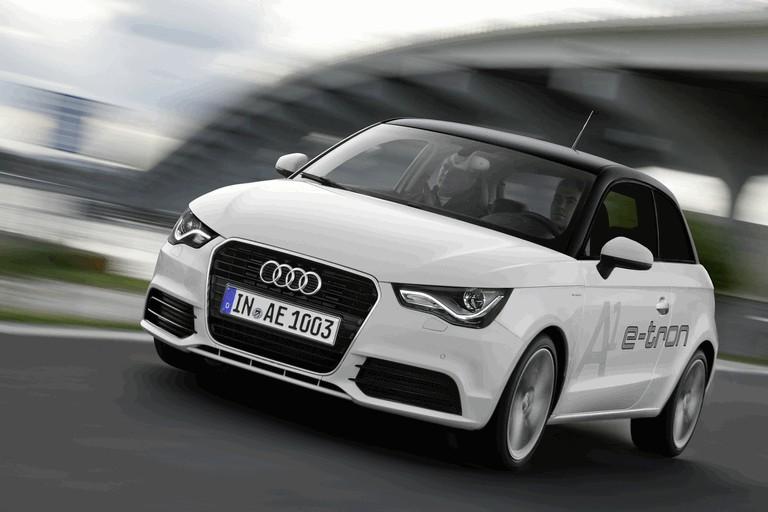 2010 Audi A1 e-tron concept 294878