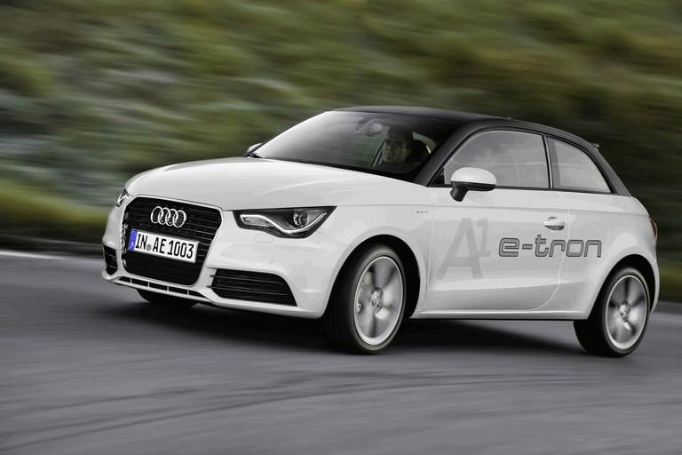 2010 Audi A1 e-tron concept 294879