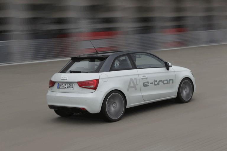 2010 Audi A1 e-tron concept 294882