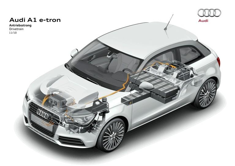 2010 Audi A1 e-tron concept 294886