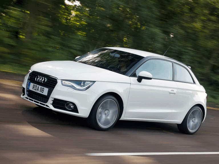 2010 Audi A1 TDi - UK version 294891