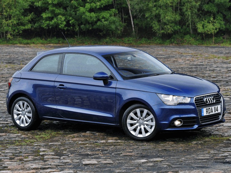 2010 Audi A1 TFSi - UK version 294913