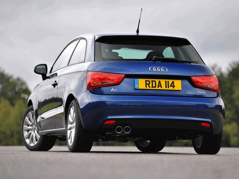 2010 Audi A1 TFSi - UK version 294920