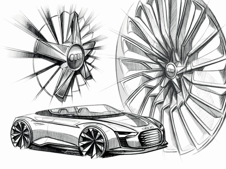 2010 Audi e-tron Spyder concept 294954