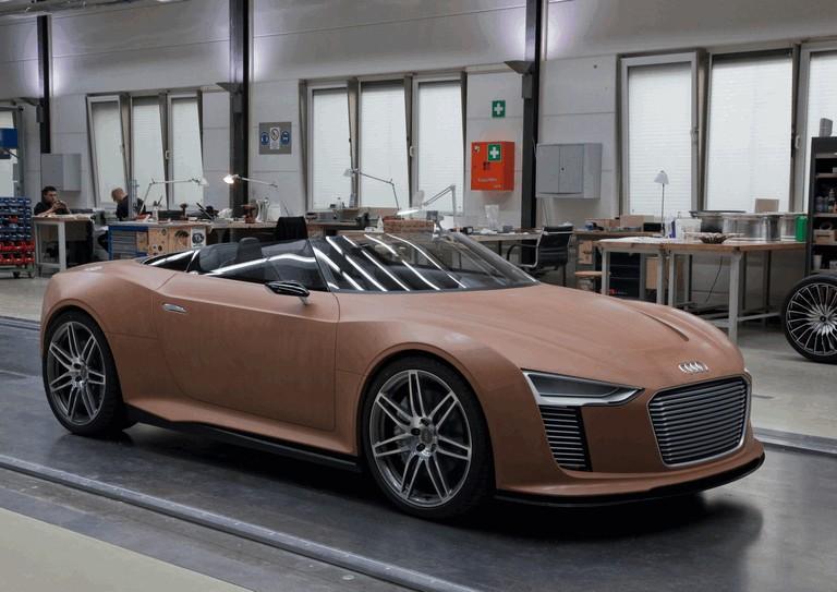 2010 Audi e-tron Spyder concept 294967