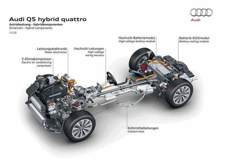 2010 Audi Q5 hybrid quattro 294985