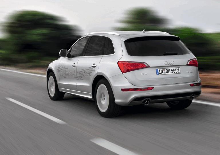 2010 Audi Q5 hybrid quattro 294997