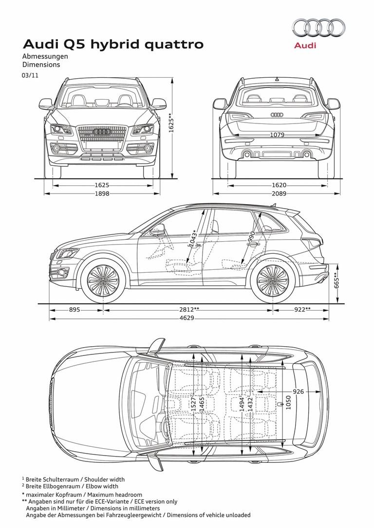 2010 Audi Q5 hybrid quattro 294998