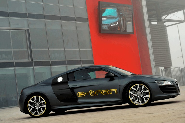 2010 Audi R8 e-tron concept 295003