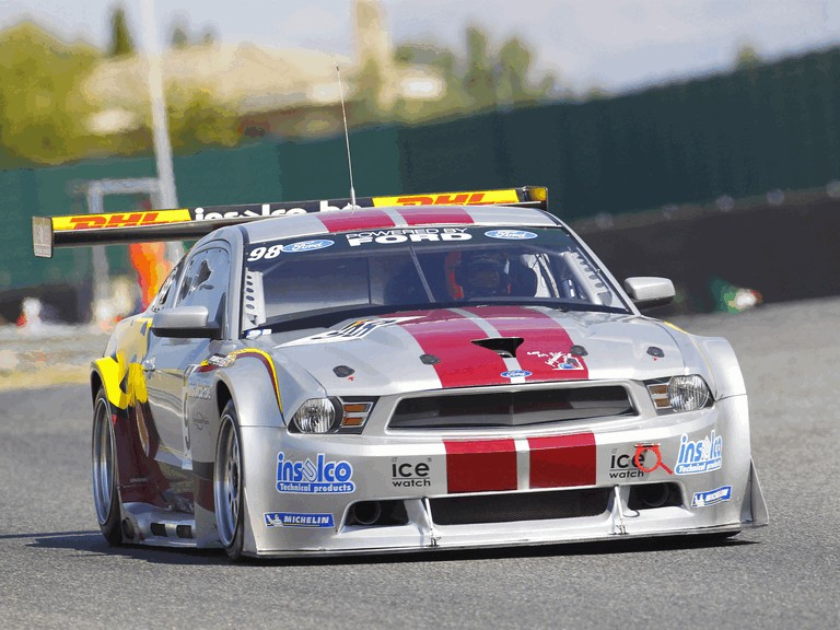 2010 Ford Mustang GT3 295141