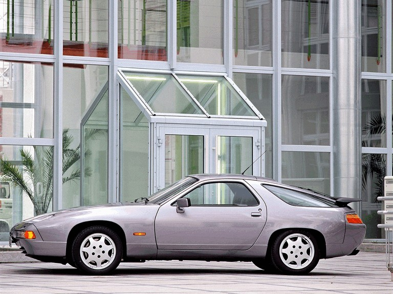 1987 Porsche 928 S4 508483