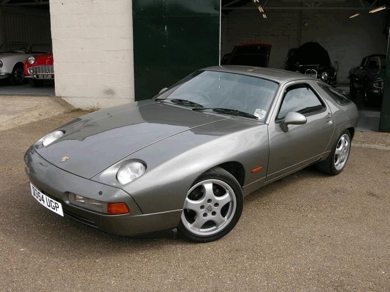 1987 Porsche 928 S4 508485
