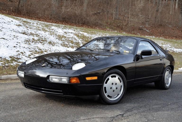 1987 Porsche 928 S4 508487