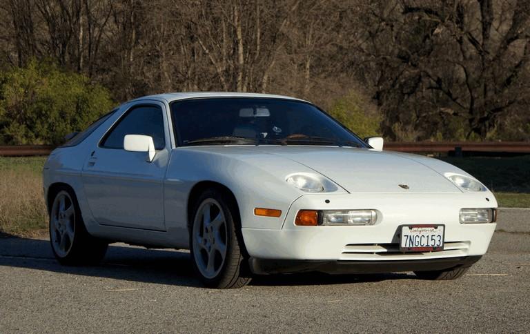 1987 Porsche 928 S4 508493