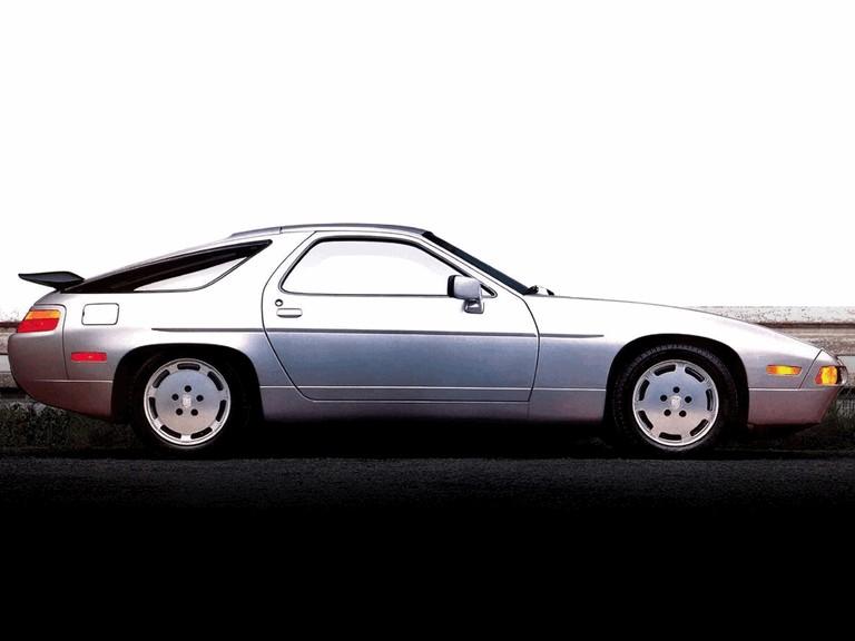 1987 Porsche 928 S4 508495