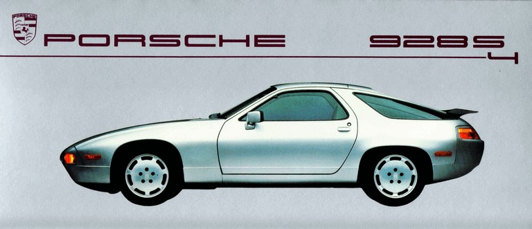 1987 Porsche 928 S4 508496