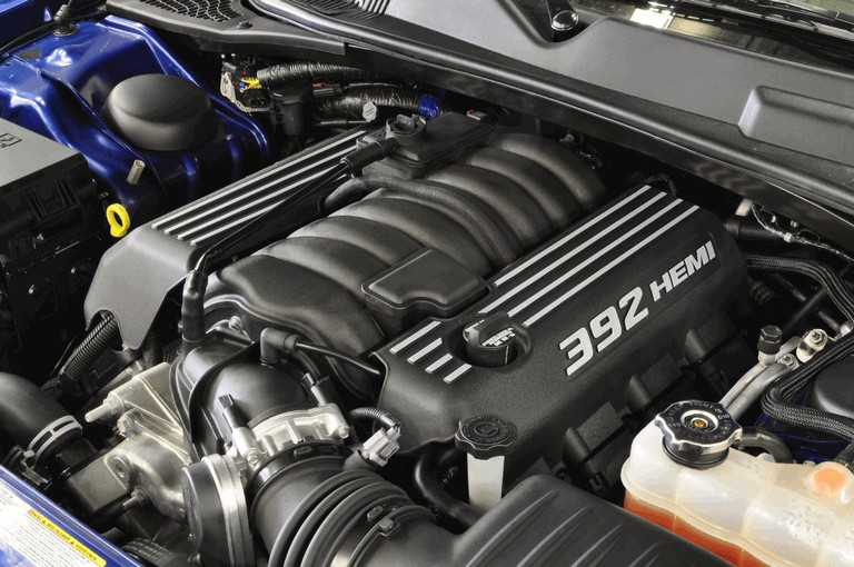 2011 Dodge Challenger SRT8 392 Inaugural Edition 295492