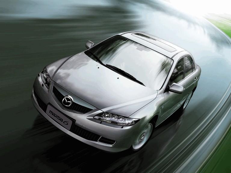2005 Mazda FAW 6 chinese version 207087