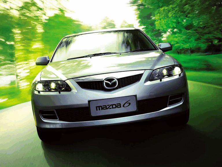 2005 Mazda FAW 6 chinese version 207088