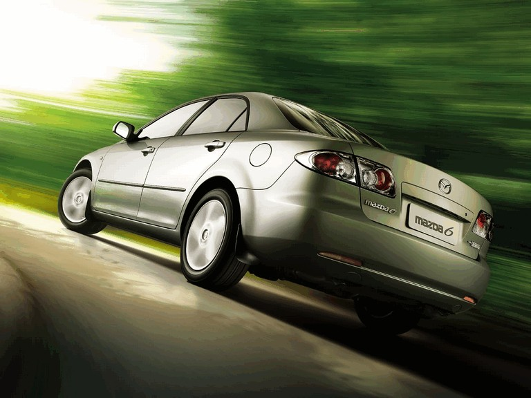 2005 Mazda FAW 6 chinese version 207089