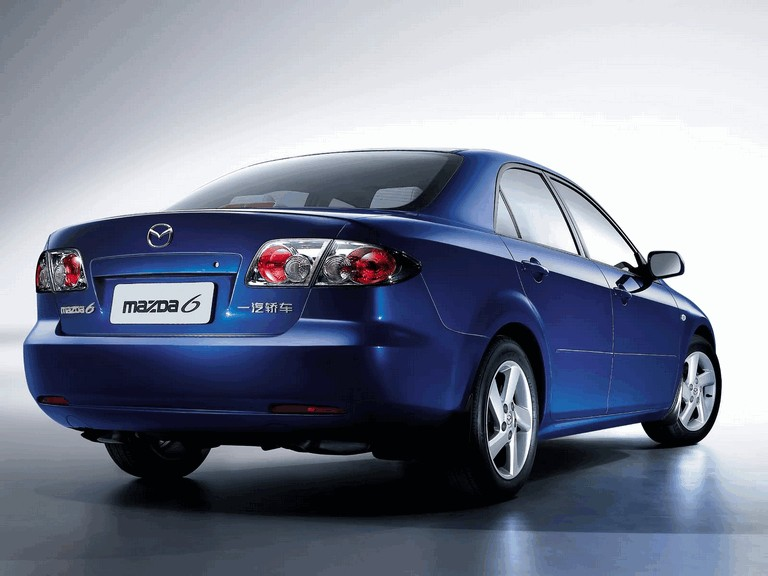 2005 Mazda FAW 6 chinese version 207090