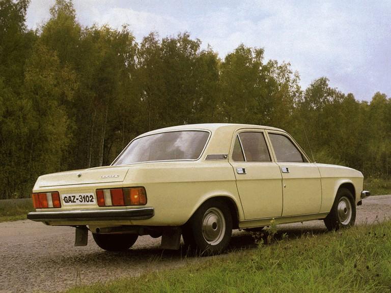 1982 Gaz 3102 Volga 295717