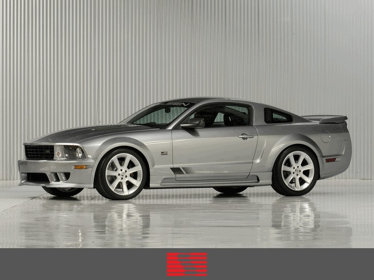 2005 Ford Saleen Mustang 207121