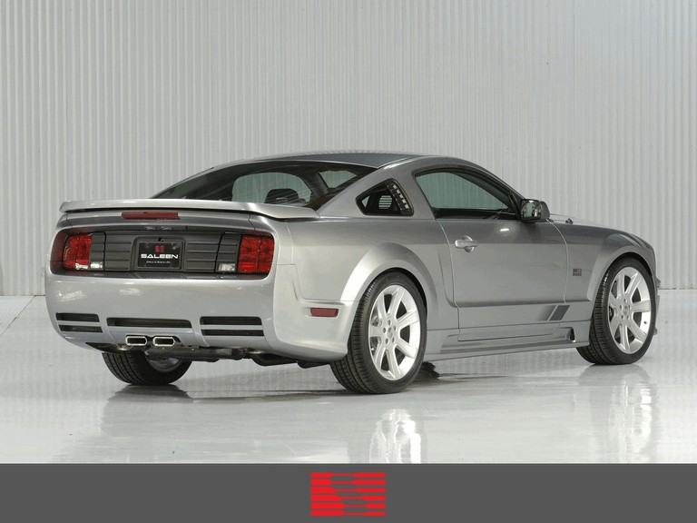 2005 Ford Saleen Mustang 207125