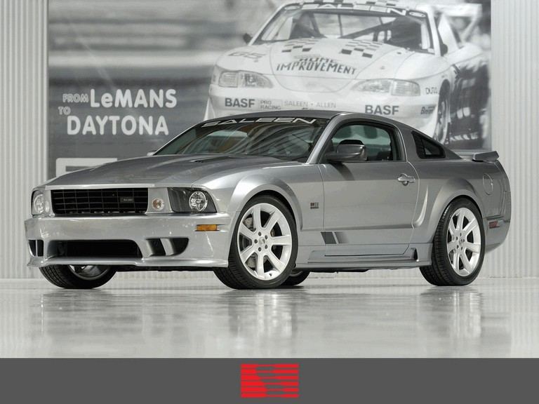 2005 Ford Saleen Mustang 207127