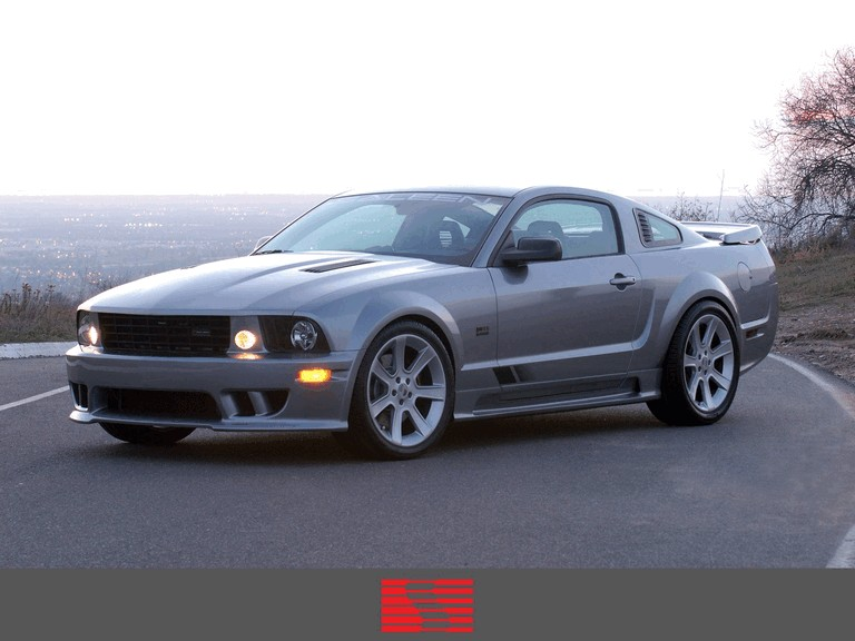 2005 Ford Saleen Mustang 207129