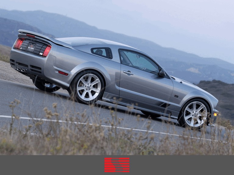 2005 Ford Saleen Mustang 207131