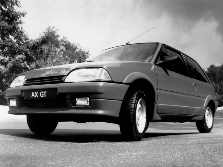 1986 Citroën AX GT 295773