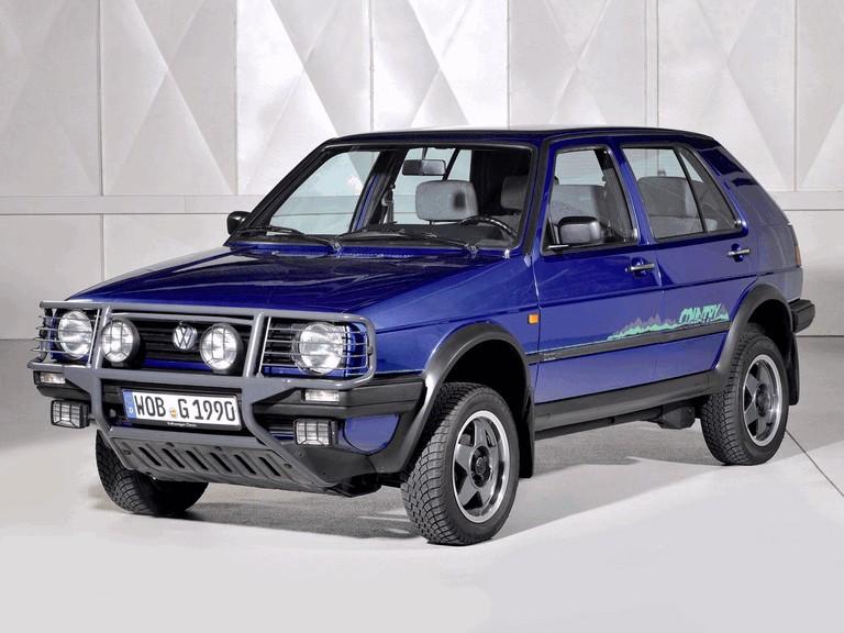 1990 Volkswagen Golf Country 295775