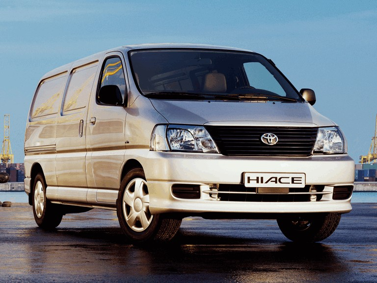 2006 Toyota Hiace 295814