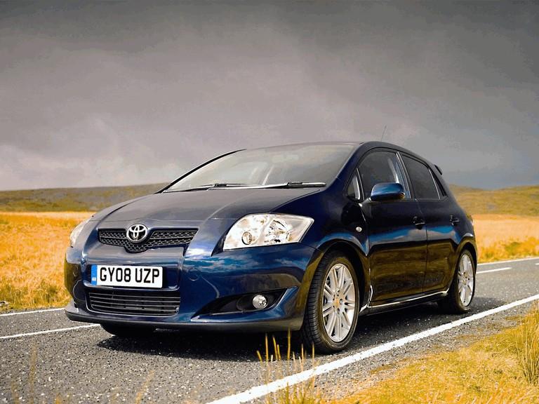 2008 Toyota Auris SR 5-door - UK version 295825