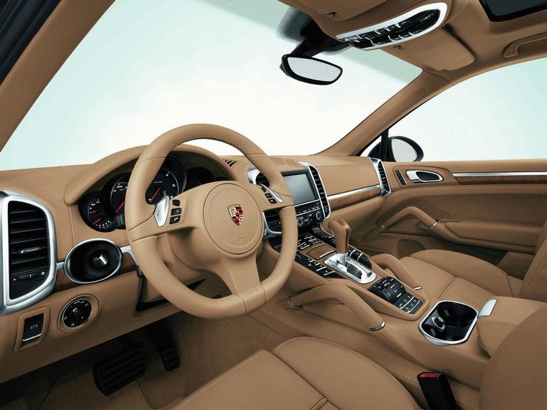 2011 Porsche Cayenne Turbo 295865