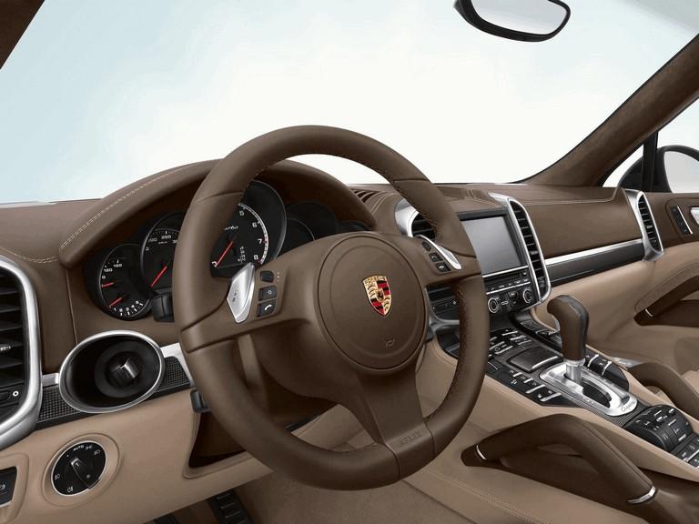 2011 Porsche Cayenne Turbo 295866