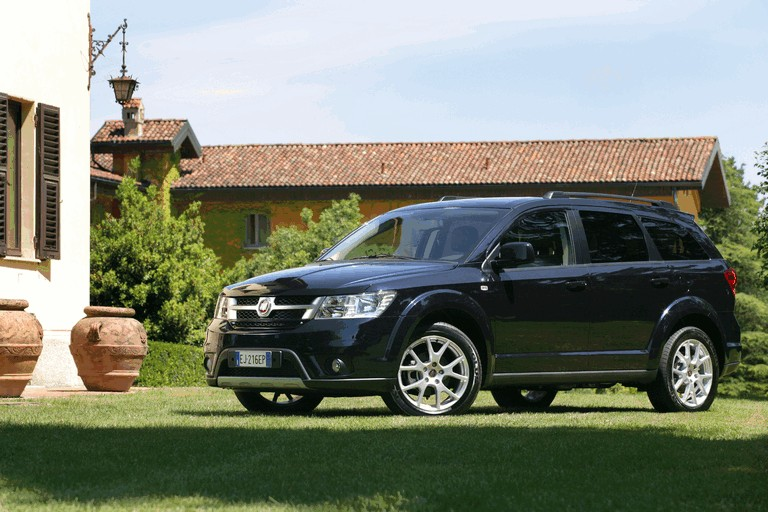 2011 Fiat Freemont 295990