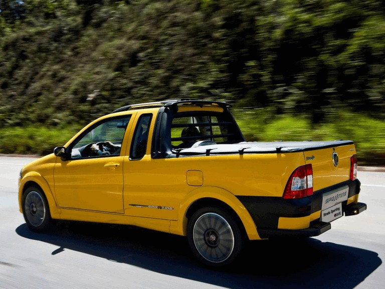 2011 Fiat Strada Sporting 296070